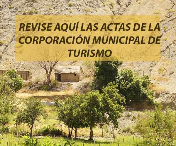 ACTAS CORPORACIÓN MUNICIPAL DE TURISMO